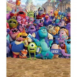 Foto Tapetai Disney Monsters University